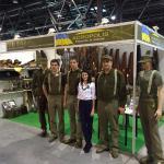 З 10 по 12 квітня компанія Акрополіс взяла участь у Міжнародній виставці з полювання ExpoHunting в м. Сосновець, Польща.