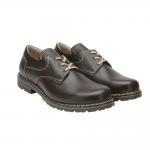 Акрополіс МТШ-2 Туфлі шкіряні коричневі