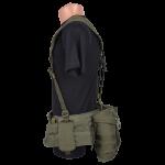 RPS  Belt and shoulder system