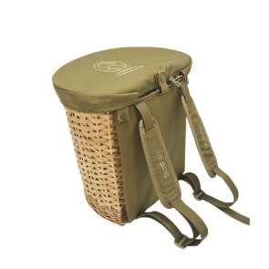 Кошик рюкзак грибний маленький плетений РНГ-5м Акрополіс