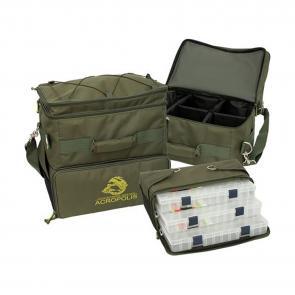 РС-1у Трьохсекційна сумка для рибалок