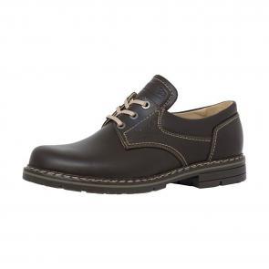 МТШ-2 Туфлі шкіряні коричневі
