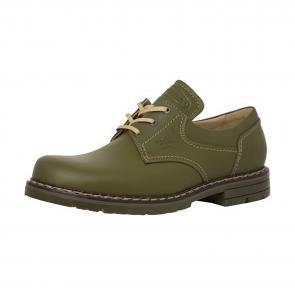 МТШ-1 Туфли кожаные хаки