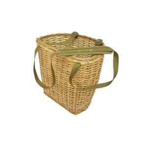 Дитячий плетений кошик з лози для грибів Акрополіс РНГ-6м