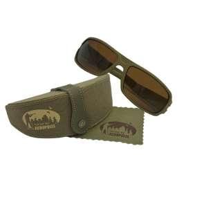 ОФА-1 Сонцезахисні окуляри з футляром і серветкою з мікрофібри