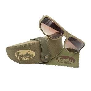 ОФА-2 Сонцезахисні окуляри з футляром і серветкою з мікрофібри