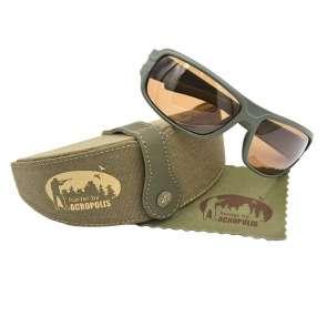 ОФА-3 Сонцезахисні окуляри з футляром і серветкою з мікрофібри
