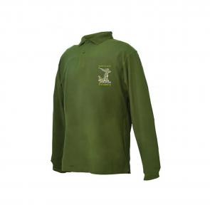 OFM-3 T-shirt with sleeves and a collar (polo) for hunters