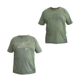 Чоловічі футболки великих розмірів XXXL - Acropolis ОФРМ-6