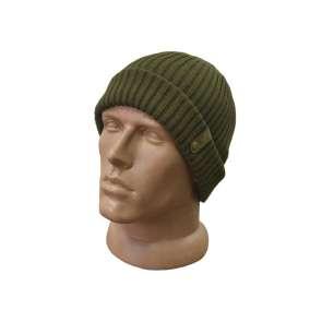 Зимова шапка в'язана Акрополіс ОШМ-17