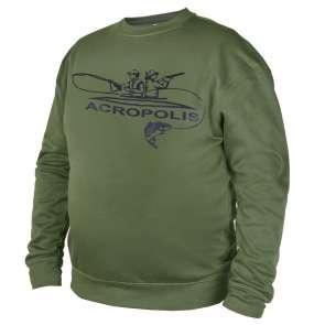 Акрополіс ОСК-1 Чоловічий светр з принтом